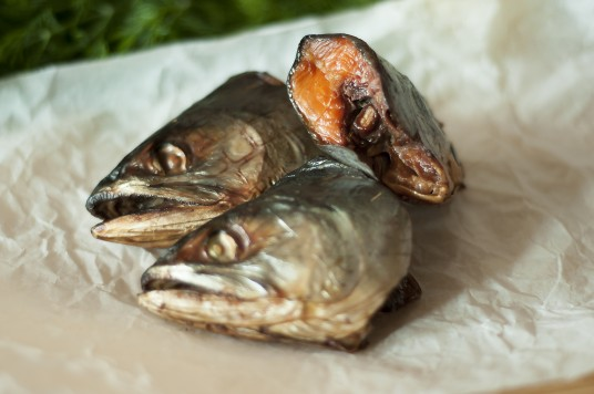 Головы лосося Г/К